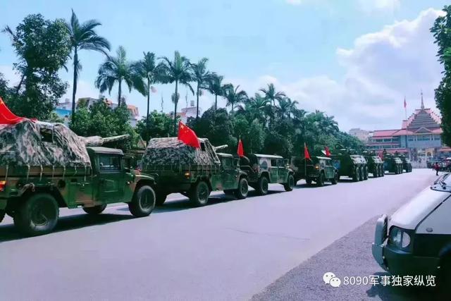 缅北为什么战事起?边境为什么装甲车云集?原因听赤剑慢慢道来