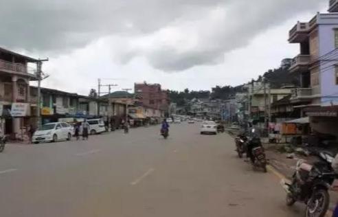 今早,缅北南坎、石灰窑附近爆发战事